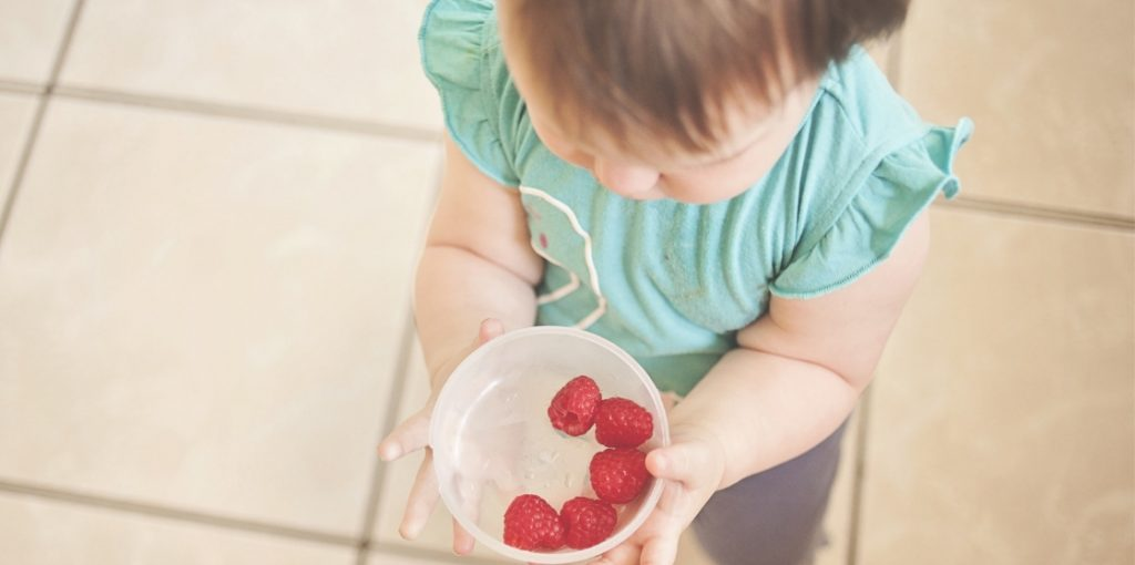 Quais são as comidas de comer à mão, para o bebé?!