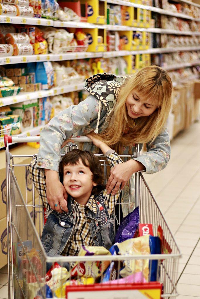 Nutrir a mente, construir o cérebro: mesmo enquanto se faz compras!