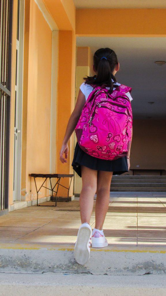 Dicas para o primeiro dia de escola na primária