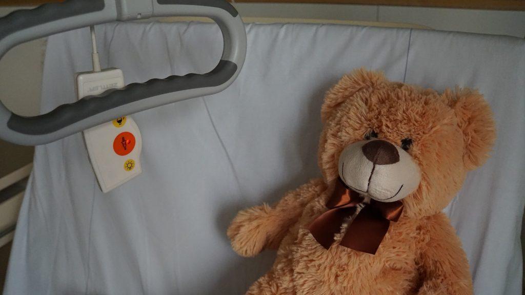 A importância de ler para as crianças hospitalizadas