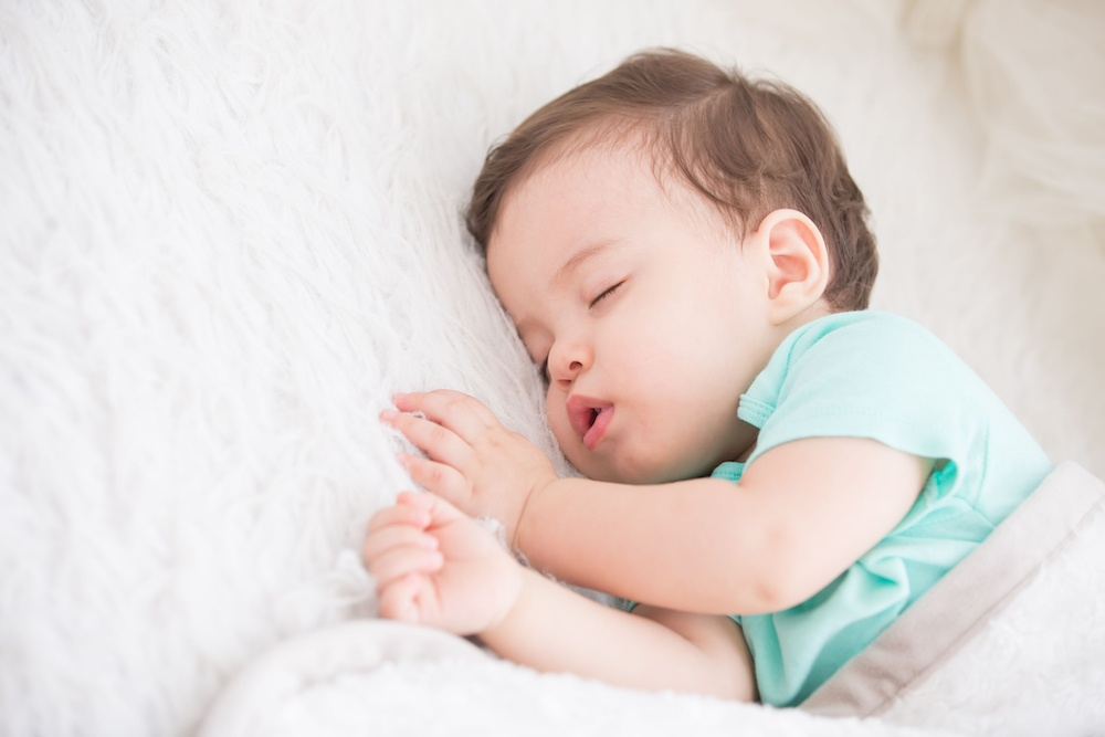 bebe de 7 meses que nao dorme a noite