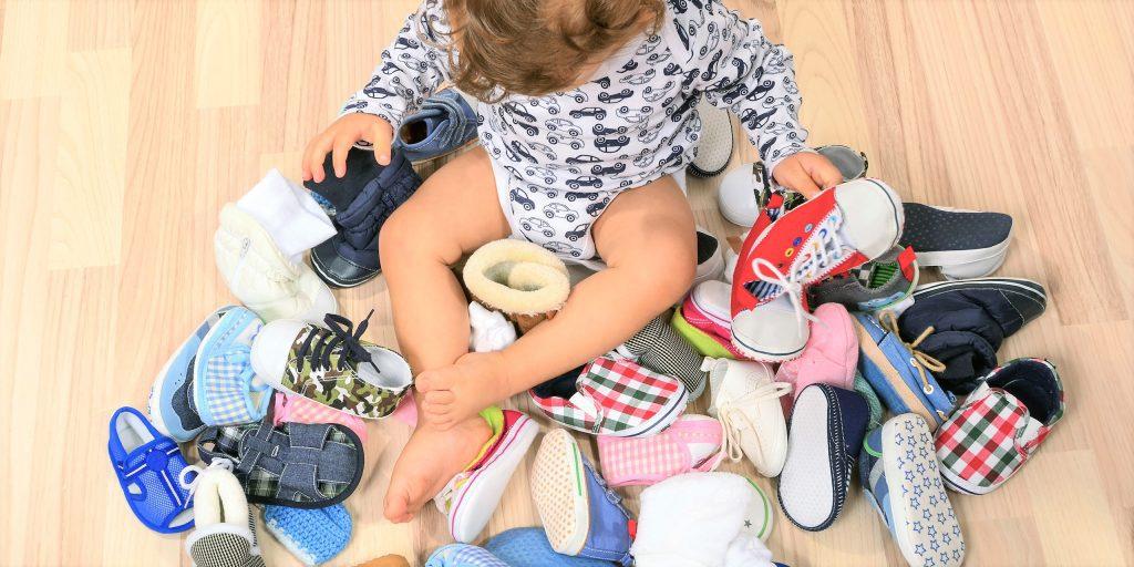 Nutrir a mente, construir o cérebro: Mistura de Sapatos!