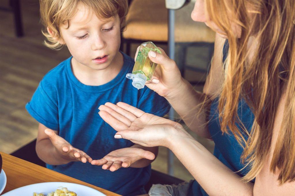Como ajudar as crianças a lidar com o Coronavírus