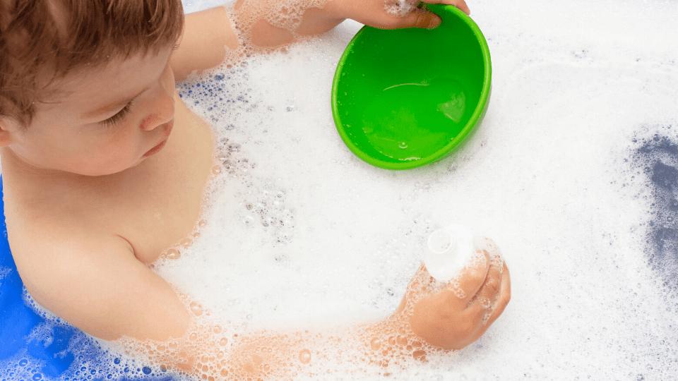 Nutrir a mente construir o cérebro: Um Chef no banho!