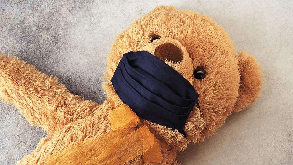 Uso de máscara: Será que o saudável desenvolvimento cerebral dos bebés está em risco?